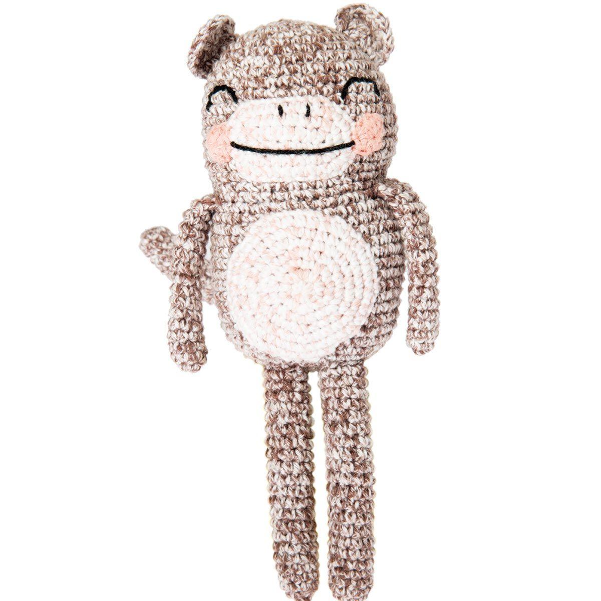 Kit crochet amigurumi - Singe