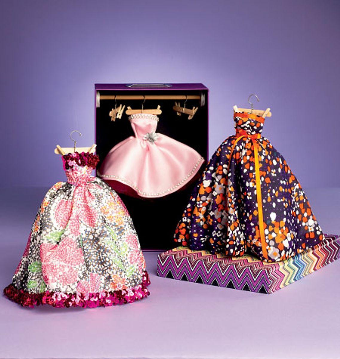 Patron de vêtements et accessoires de poupées - McCall's 6903