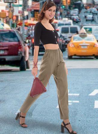 Patron de shorts et pantalons - McCall's 8057