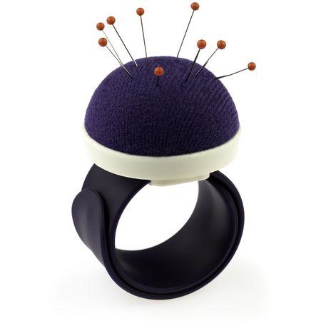 Bracelet pelote épingles en silicone