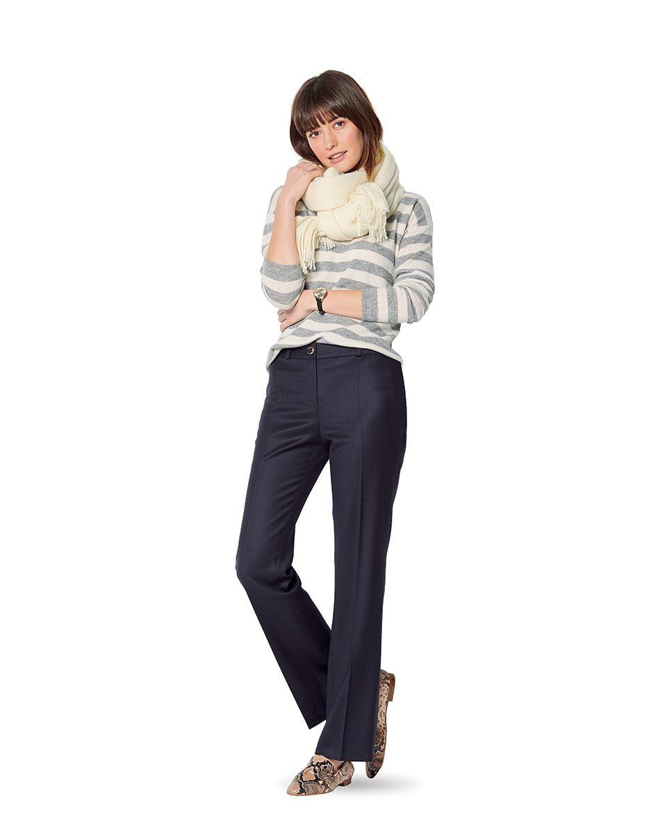 Patron de pantalon - Burda 6157