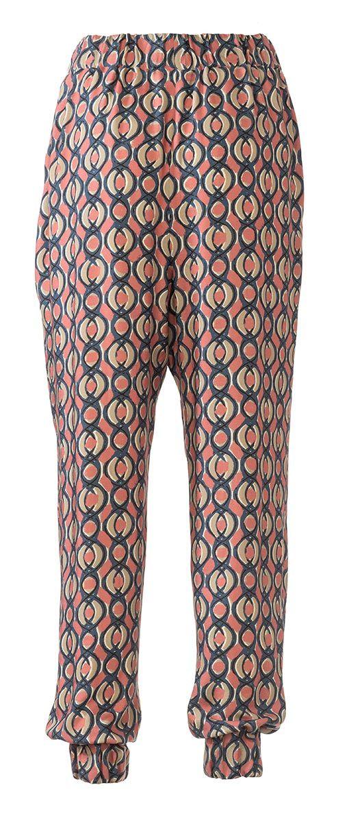 Patron de pantalon - Burda 6188