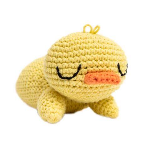 Kit crochet amigurumi - Caneton