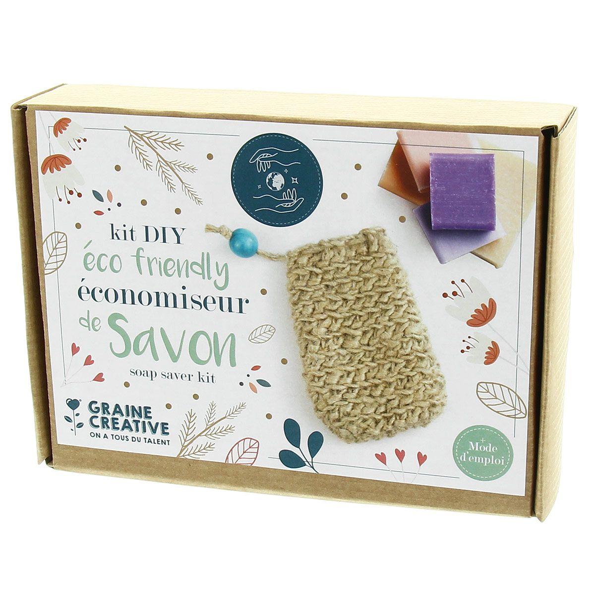 Kit DIY éco friendly - Economiseur de savon