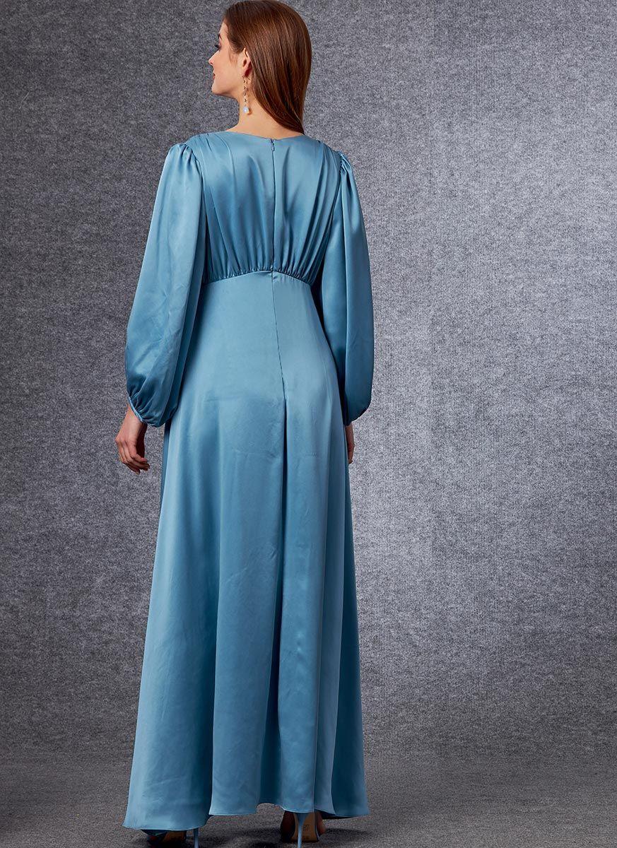 Patron de robe - Vogue 1699