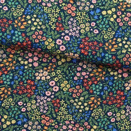 Tissu viscose Cloud 9 Fabrics - Rayon petites fleurs