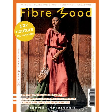 Magazine Fibre Mood - N° 11