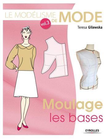 Livre le modélisme de mode - Volume 3