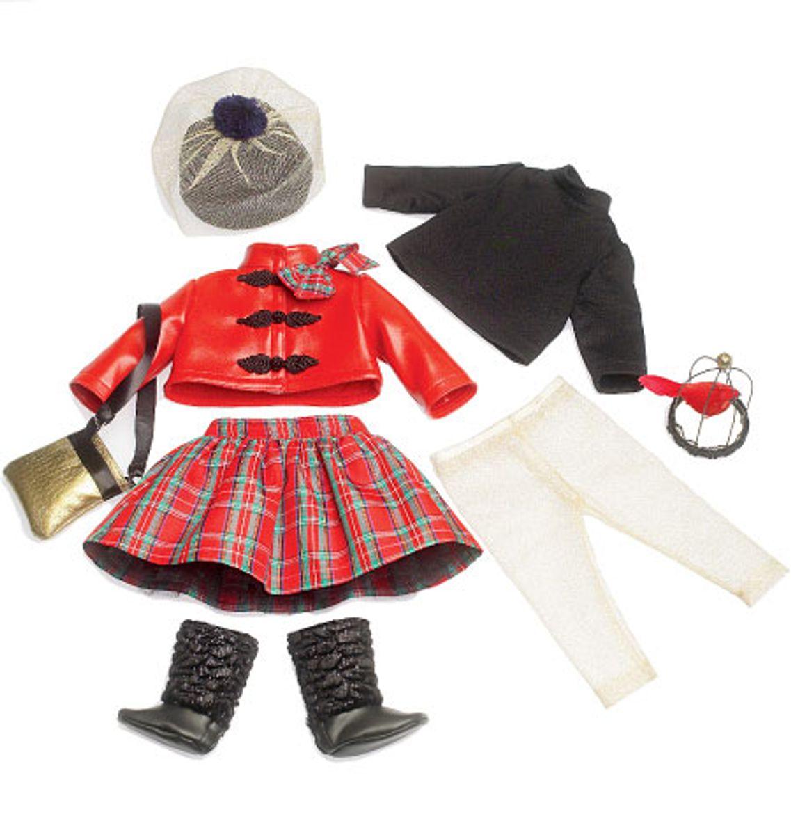 Patron de vêtements pour poupée - McCall's 7006