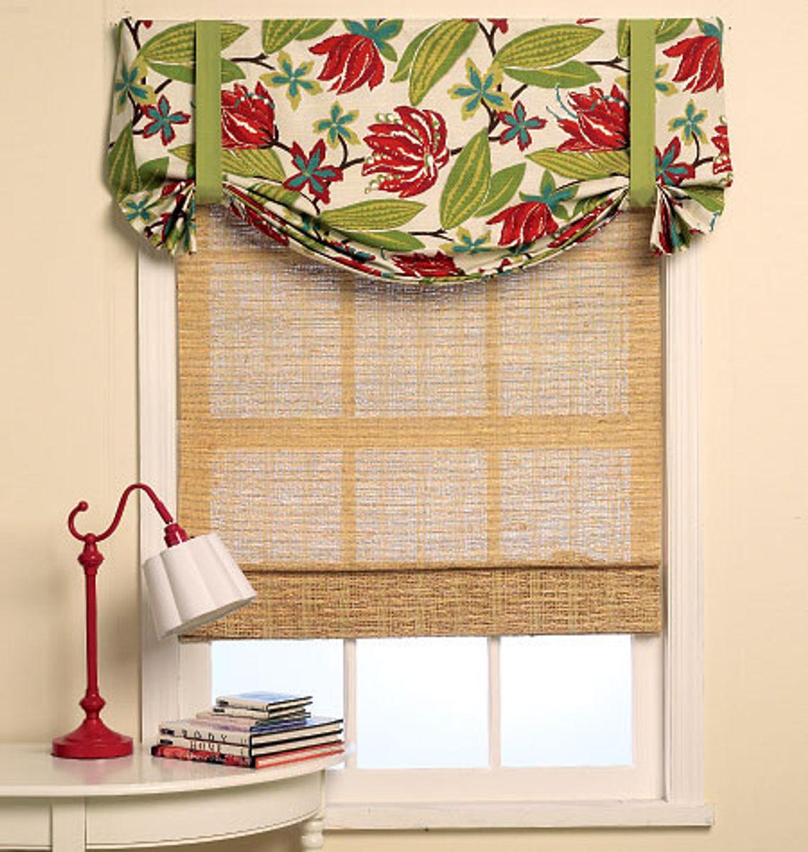 Patron décor de fenêtres - McCall's 7034
