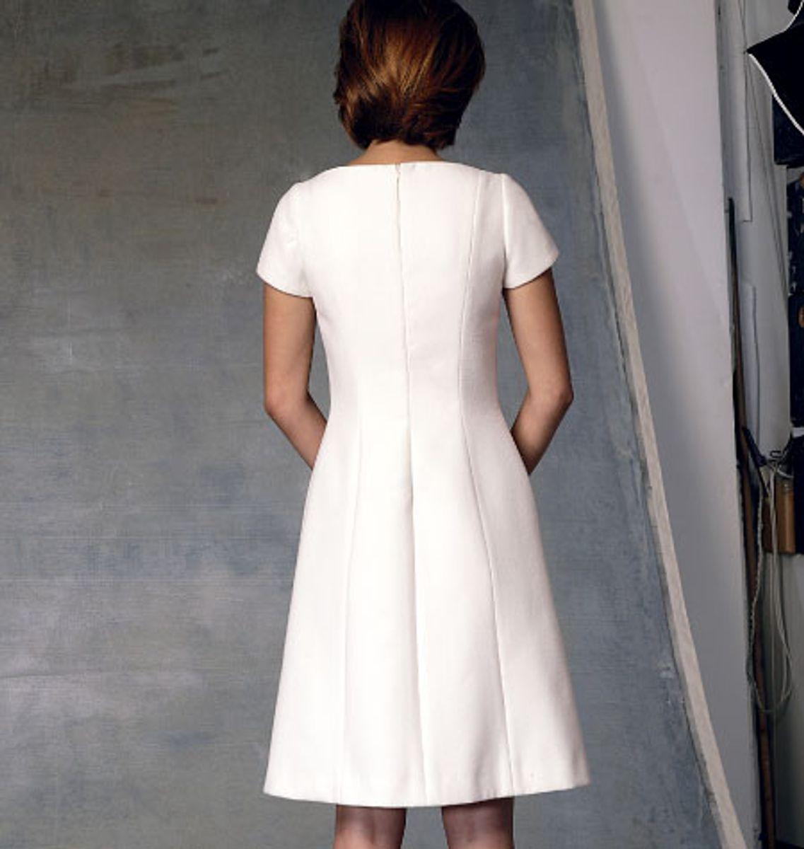 Patron de robe - Vogue 1423