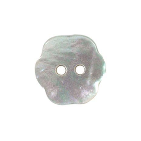 Tube de 5 boutons 2 trous - 15 mm