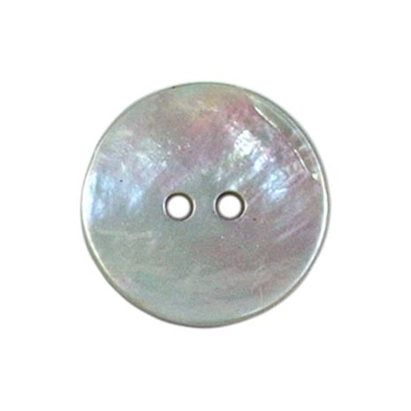 Tube de 6 boutons 2 trous - 18 mm