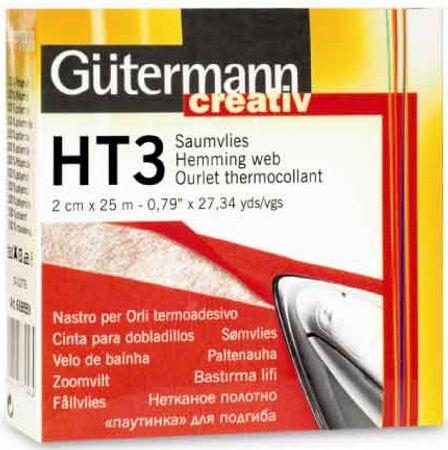 Ourlet thermocollant Gütermann - 2 cm x 25 m