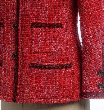 Tissu coton camouflage - Kaki