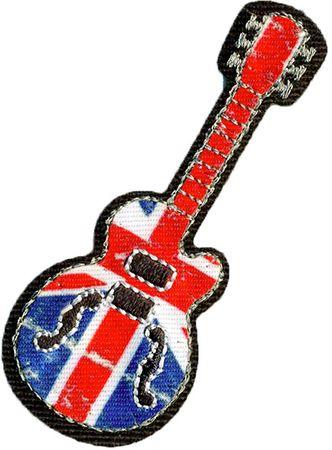 Motif UK - Guitare