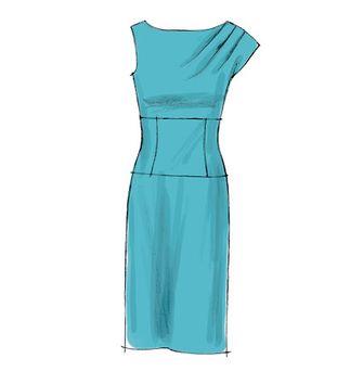 Tissu coton 3 Wishes Fabric - Forêt fond marron