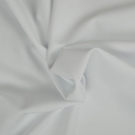 Tissu lycra maillot de bain - Blanc