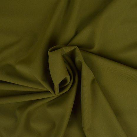 Tissu lycra maillot de bain - Vert mousse