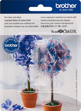 Lame de découpe auto-ajustable matériaux fins ScanNCut SDX