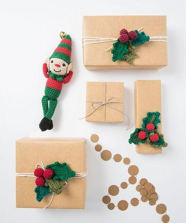 Kit crochet amigurumi - Lutin