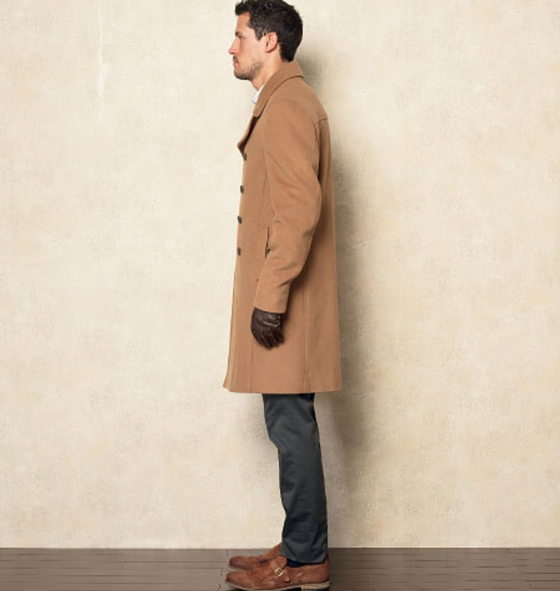 Patron de veste et pantalon - Vogue 8940