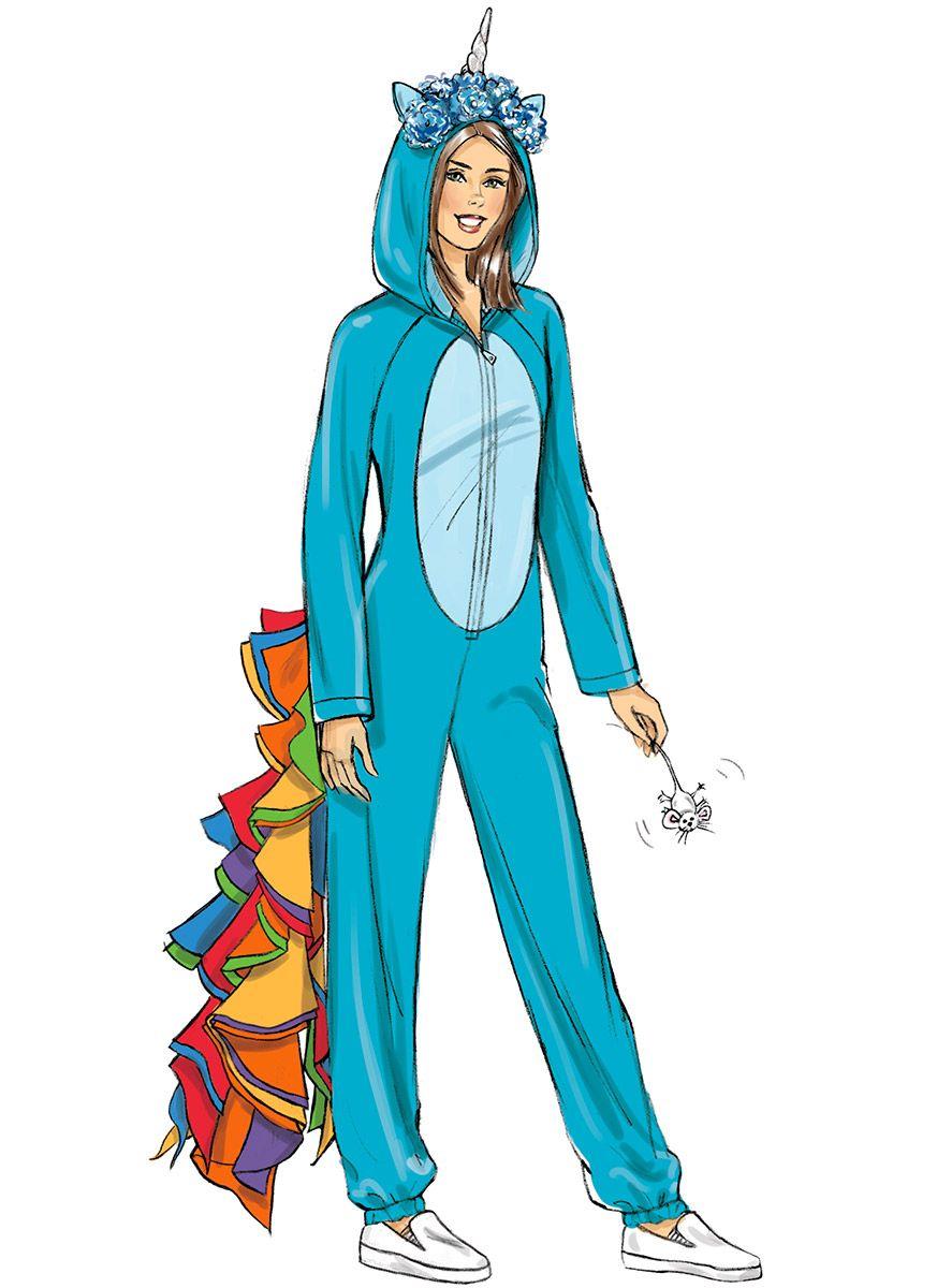 Patron de déguisement - McCall's 7852
