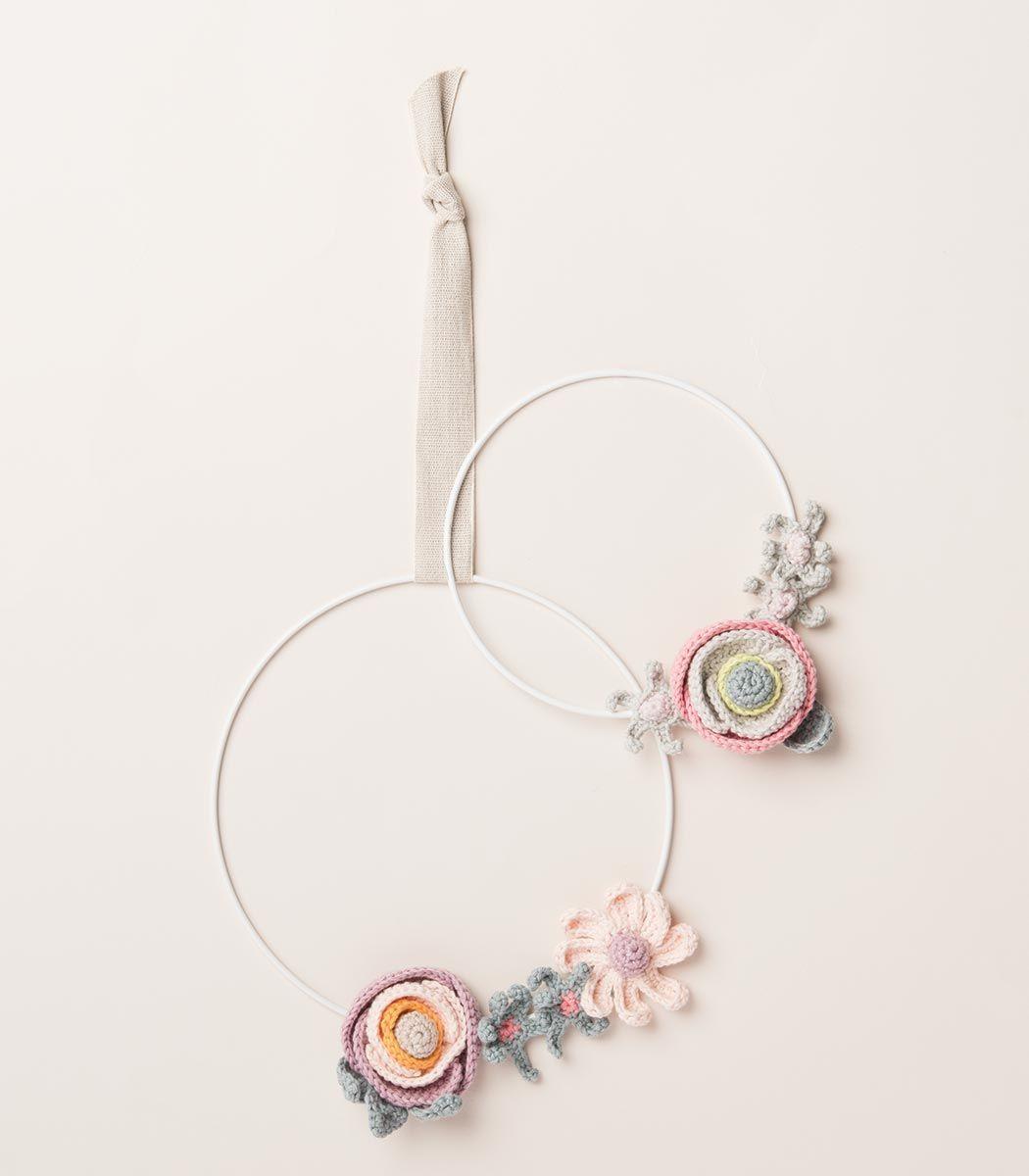 Kit crochet amigurumi - Fleur étoile