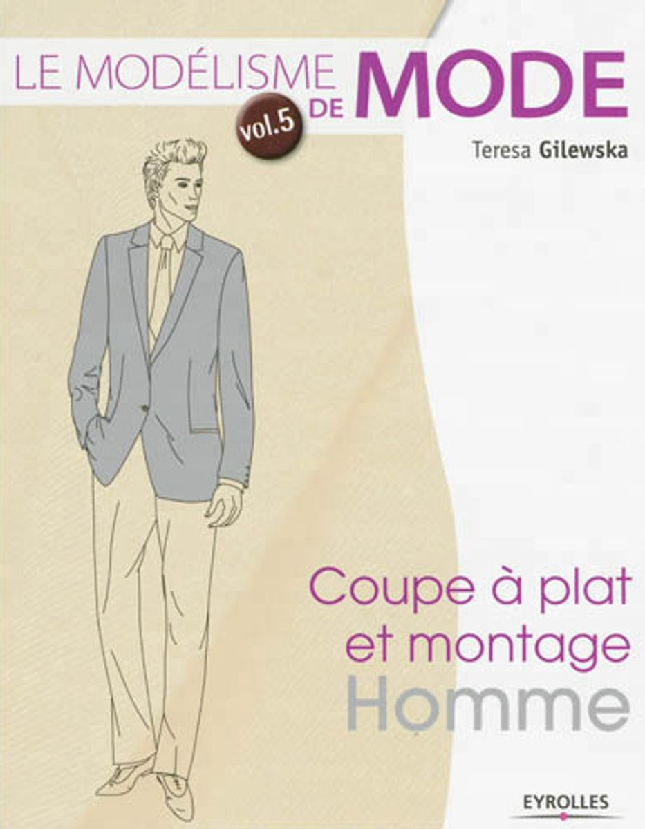 Livre le modélisme de mode - Volume 5