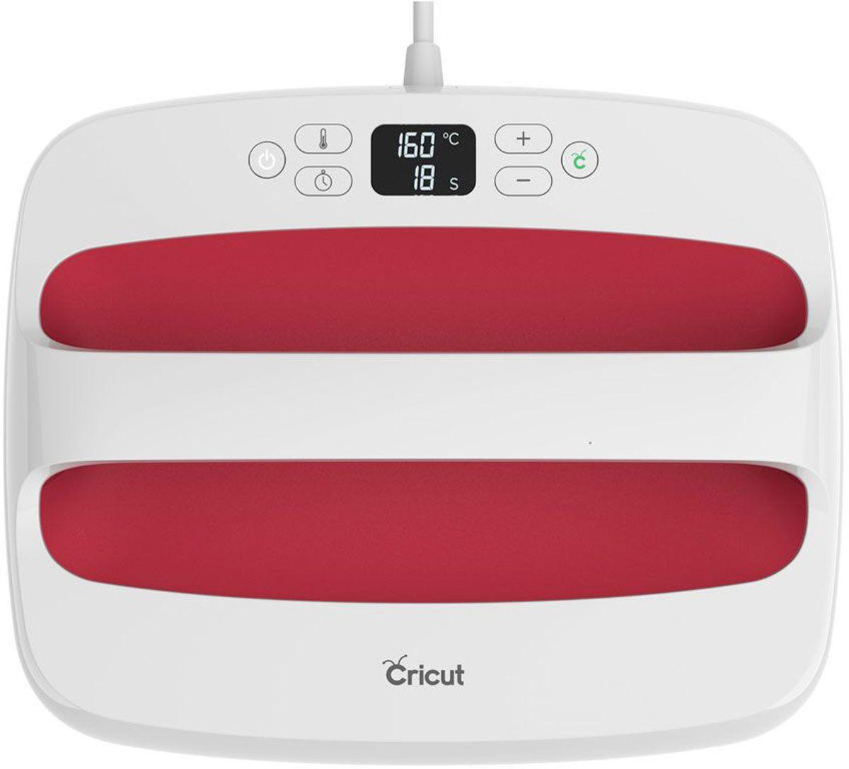 Presse à chaud portable Cricut EasyPress 2 - 30,0 cm x 25,0 cm