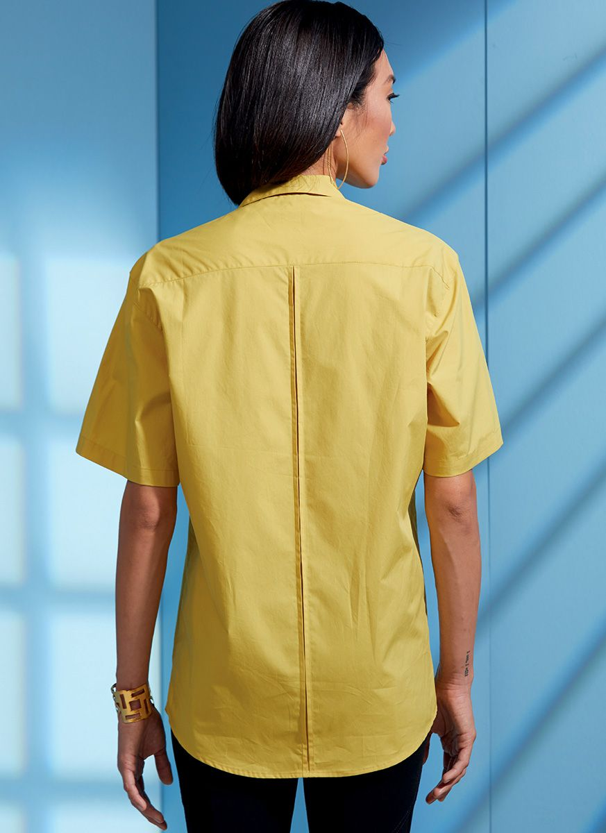 Patron de chemise - Vogue 1622