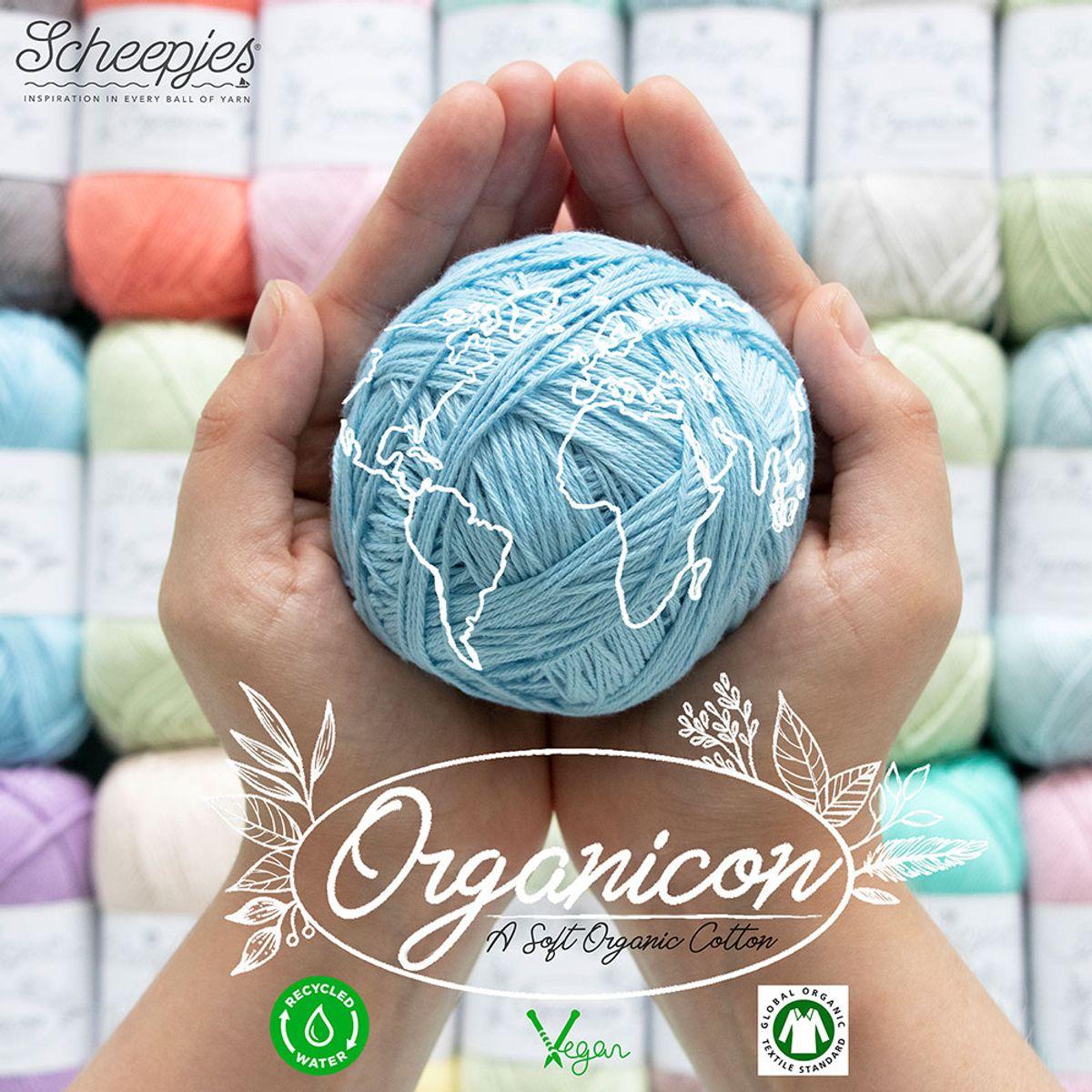 Coton Scheepjes Organicon
