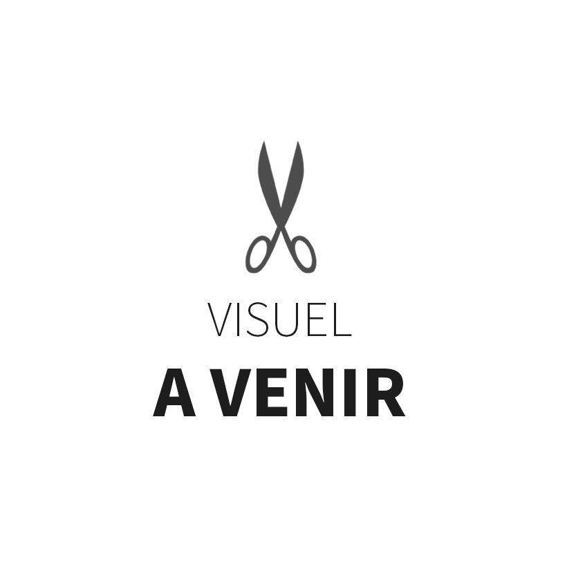 Tissus velours nicky - Ecru